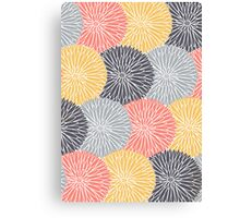 Flower Infusion Canvas Print
