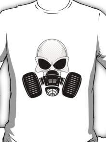 SKULL Black & White T-Shirt