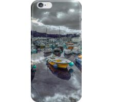 Mevagissy Blues  iPhone Case/Skin