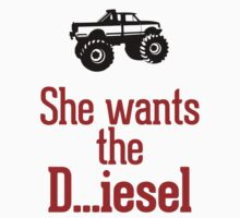 She wants the Diesel Kids Clothes