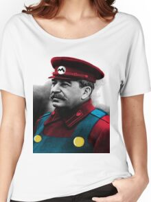 It's me, Stalin Women's Relaxed Fit T-Shirt