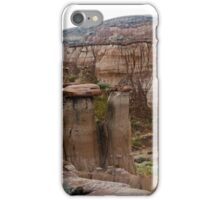 Hoodoos In The Badlands iPhone Case/Skin