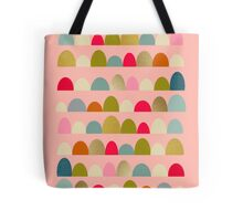 Delightful Rue (Pink) Tote Bag