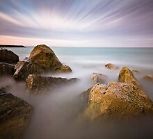 Eastbourne 10 minute sunset by willgudgeon