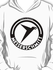 Messerschmitt Aircraft Company Logo (Black) T-Shirt