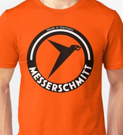 Messerschmitt Aircraft Company Logo (Black) Unisex T-Shirt