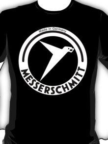 Messerschmitt Aircraft Company Logo (White) T-Shirt