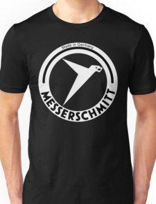 Messerschmitt Aircraft Company Logo (White) Unisex T-Shirt
