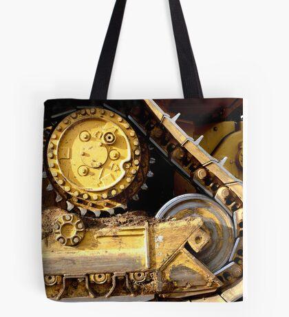 Cat Gears 2 Tote Bag