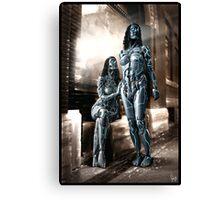 Cyberpunk Photography 39 Canvas Print