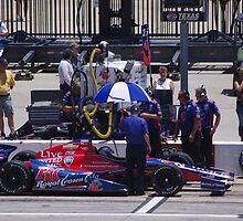 Indycar Firestone 550 - Texas Motor Speedway - #25 Marco Andretti (USA) - Royal Crown Chevrolet by motapics
