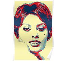 Sophia Loren Poster