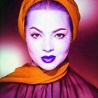 Sara Montiel by Art Cinema Gallery
