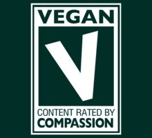Rated V for Vegan by trekvix