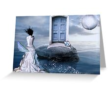 Secret Doors... Greeting Card