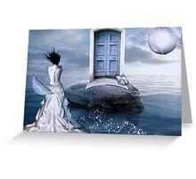 Secret Doors... Greeting Card