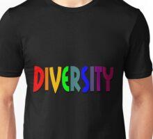 Rainbow Diversity Unisex T-Shirt