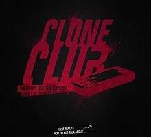 Clone Club logo by mymeyer