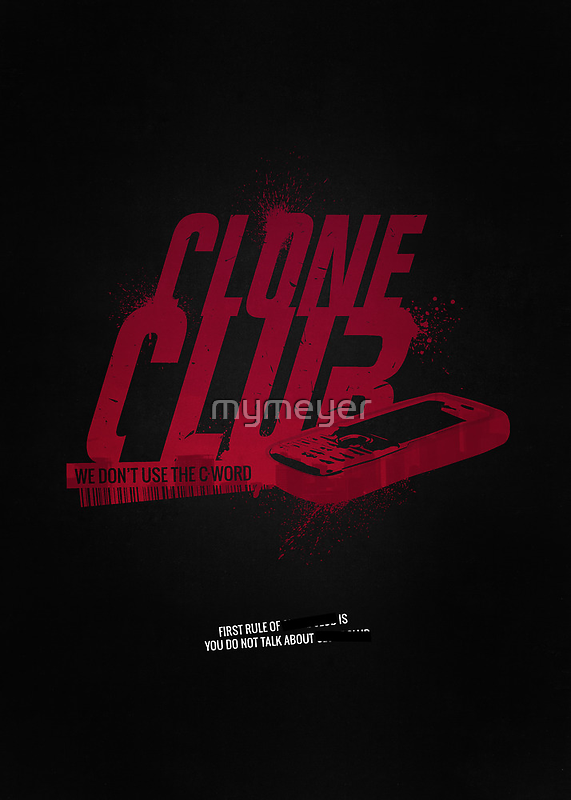 Clone Club logo by mymeyer