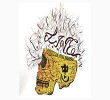 L.I.V.E. Skull by Lawrence Pitts