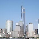 The New World Trade Center is Now the Tallest Building in the Western Hemisphere, New York City by lenspiro