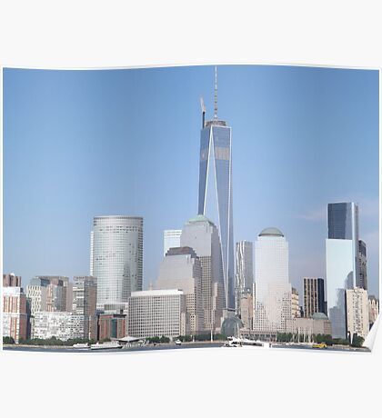 The New World Trade Center is Now the Tallest Building in the Western Hemisphere, New York City Poster