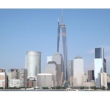 The New World Trade Center is Now the Tallest Building in the Western Hemisphere, New York City Photographic Print