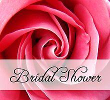 bridal shower rose by maydaze