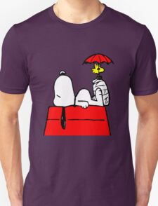 Woodstock and Snoopy Friends T-Shirt