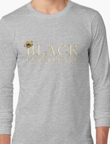 Black Excellence Long Sleeve T-Shirt