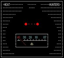 Heat Hunters by kalcha