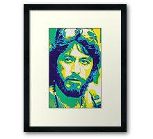 Al Pacino in Serpico Framed Print