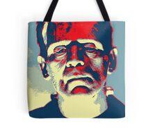 Boris Karloff in The Bride of Frankenstein Tote Bag