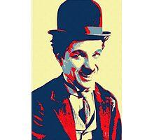 Charles Chaplin Charlot Photographic Print