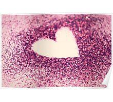 Glitter Love. Poster