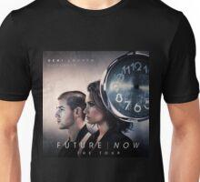 DEMI LOVATO NICK JONAS FUTURE NOW FULL Unisex T-Shirt