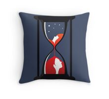 The Girl Who Waited Throw Pillow