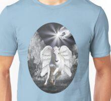 ღ♥¸¸.•* ANGELIC HORSE TEE SHIRT ღ♥¸¸.•* Unisex T-Shirt