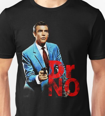 Doctor No 007 Characters Unisex T-Shirt