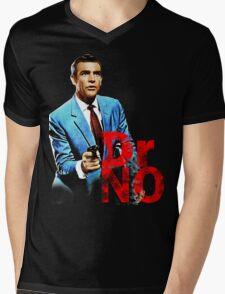 Doctor No 007 Characters Mens V-Neck T-Shirt