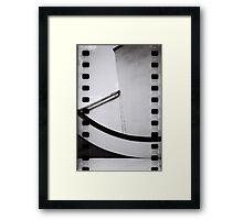 Fine Arts Theater - Maynard, MA Framed Print