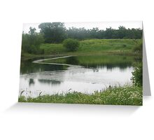 The Pond Greeting Card