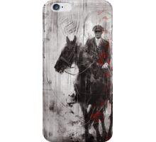 Thomas Shelby iPhone Case/Skin