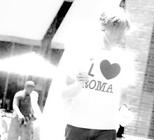 I Love ROMA by Mark Jackson