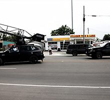 Transformers 4 - On Set by Trish Mistric