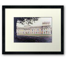 Queen's House Framed Print