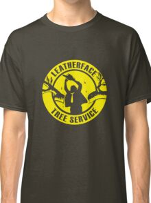 Leatherface Tree Service Classic T-Shirt