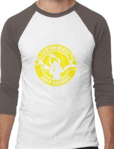 Leatherface Tree Service Men's Baseball ¾ T-Shirt