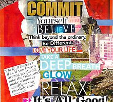 Commitment Collage 2 by jayheart