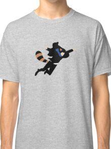 The Reichenbach Raccoon Classic T-Shirt